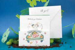 Detiketa-invitaciones-bodas-dibujo-coche