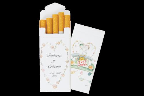 Cajetilla-de-cigarrillos-ilustracion-coche-invitaciones-boda-detiketa